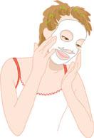敏感肌の解消に向けてのお手入れ方法や食事に関する方法など